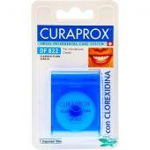 Curaprox Denti Filo Interdentale Dental Floss 822 Cerato con Clorexidina