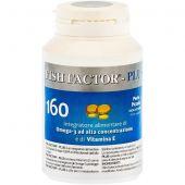 Fish Factor Plus Omega3 Colesterolo Trigliceridi 160 Perle Piccole