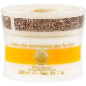 Roger Gallet Crema Ricca Corpo Bois D'Orange 200ml