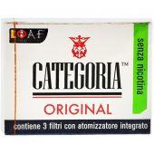 Categoria Filtri Original Senza Nicotina per Sigaretta Elettronica