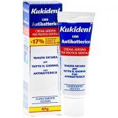Kukident Anti Batterico Complete Pasta Adesiva Dentiera 47g
