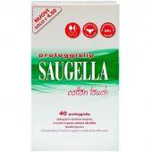 Saugella Cotton Touch Proteggislip 40 Pezzi Promo