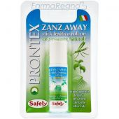 Prontex Zanz Away Natural Dopopuntura Stick Lenitivo 20ml