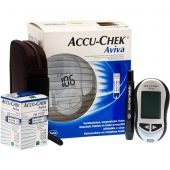 Accu-Chek Aviva+Softclix Kit