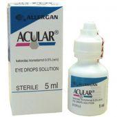 Acular Collirio Soluzione Oftalmica 5ml