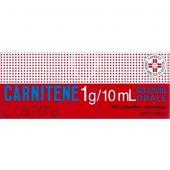 Carnitene Soluzione Orale 10 Flaconcini Monodose 1g