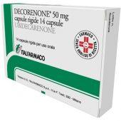 Decorenone 50mg 14 Capsule Rigide con Coenzima Q10