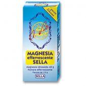 Magnesia Effervescente Sella Al Limone 115g