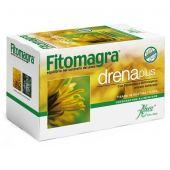 Aboca Fitomagra Drena Plus Tisana Anticellulite Drenanate 20 Filtri