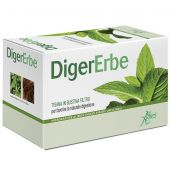Aboca Digererbe Tisana Digestiva 20 Filtri
