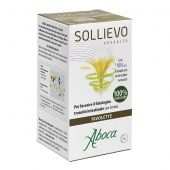 Aboca Sollievo Advanced Transito Intestinale 45 Tavolette