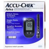 Accu-Chek Aviva Kit Misuratore Glicemia Diabete