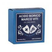 Acido Borico Marco Viti 3% Unguento 50g