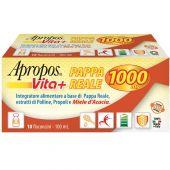 Apropos Vita+ Pappa Reale 1000mg 10 Flaconcini