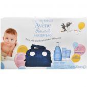 Avène Pediatril Nursery Bag Borsa Cambio e Tre Prodotti 500ml+50ml+50ml