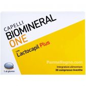 Biomineral One Capelli Lactocapil Plus 30 Compresse Promo
