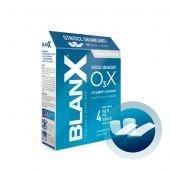 Blanx O3X Oxygen Power Kit Strisce + Collutorio Sbiancante 14 Pezzi