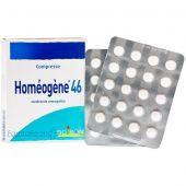 Homéogène 46 Ansia e Umore Boiron 60 Compresse