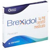 Brexidol 4 Cerotti Medicati 14mg
