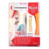 Kit Emergenza Pidocchi Mom Combi Emulsione - Spray Tessuti - Pettine