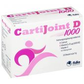Carti Joint D 1000 Integratore 20 Bustine