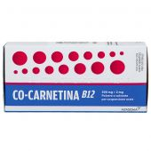 Co-Carnetina B12 10 Flaconi