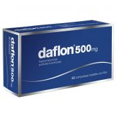 Daflon 500mg 60 Compresse Rivestite