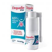 Dequadin 0,5% Spray Mucosa Orale 10ml