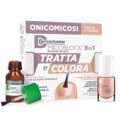Dermovitamina Micoblock 3in1 Onicomicosi Tratta e Colora Omaggio Smalto