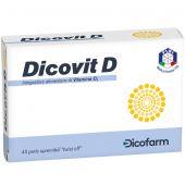 Dicovit D Integratore Vitamina D 45 Perle