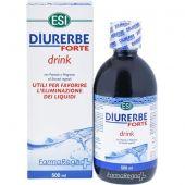 Diurerbe Forte Drink Drenante e Depurativo 500ml