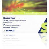 Dosanloc 20mg 14 Compresse