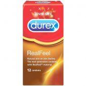 Durex Real Feel 12 Profilattici