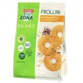 Enerzona Frollini Vegetali Cereali Antichi 250g