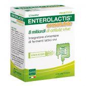 Enterolactis Integratore Fermenti Lattici 12 Bustine Orosolubili