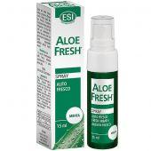 Esi Aloe Fresh Spray Alito Fresco Gusto Menta 15ml
