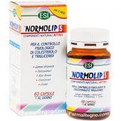 Normolip 5 Colesterolo Trigliceridi 60 Capsule