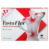 Fastu Flex Cerotto Medicato 180mg 5 Cerotti