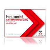 Fastumdol Antinfiammatorio 20 Bustine 25mg