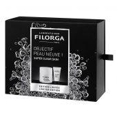 Filorga Cofanetto Super Clean Skin Maschera Esfoliante e Illuminante