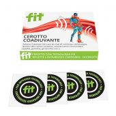 Fit Therapy Patch Cerotto Coadiuvante Universale FIT001 10 Pezzi