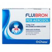 Fluibron per Aerosol 12mg/5ml 20 Contenitori Monodose