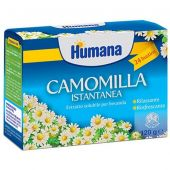 Humana Camomilla Istantanea 24 Buste 5g