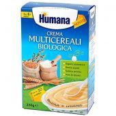 Humana Crema Multicereali Biologica 4+ Mesi 230g