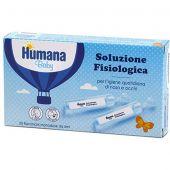 Humana Soluzione Fisiologica 20 Flaconcini 5ml