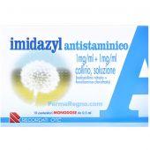 Imidazyl Antistaminico Collirio 10 Flaconcini Monodose 0,5ml