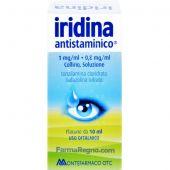 Iridina Antistaminico Collirio 10ml