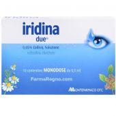 Iridina Due 0.05% Collirio 10 Contenitori Monodose