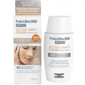 Isdin FotoUltra Active Unify Color Fusion Fluido SPF100+ 50ml