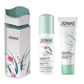 Jowae Cofanetto Anti-Rughe Viso Crema Levigante Mousse Detergente